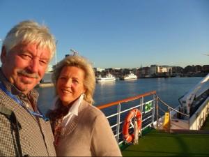Erika und Willi Höfer
